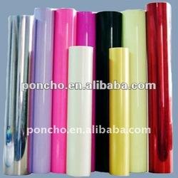 printed pvc plastic film