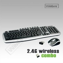 2012 wireless Keyboard Mouse Combo
