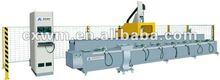 Aluminum profile processing centure milling and drilling machine