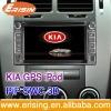 """Erisin ES676K 6.2"""" Car Stereo Nav TV PiP 3D iPod KIA CERATO SPORTAGE CAREN"""