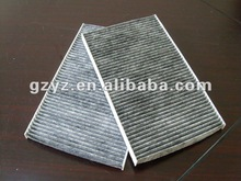 Hepa filter auto carbon cabin filter 71728607