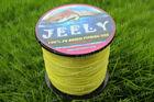 Yellow PE Braided Fishing Line