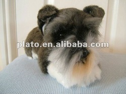 2012 High quality Cute plush dog pet soft toy for Kids