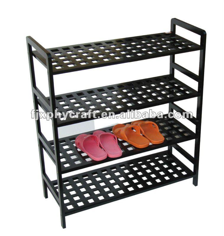 Wooden shoe rack designs, View wooden shoe rack, KAI-YAO Product ...