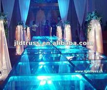 beautiful aluminum indian wedding stage