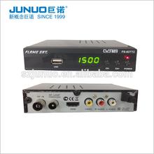 Cheap!!!!New!!!FTA HD Digital dvb-t2 decoder tv box, with MSTAR 7T01 dvb t2 receiver box watch hd 1080p H.264 PVR tv dvb t2