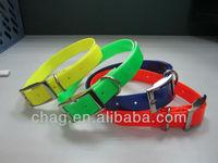 Dongguan PVC and TPU dog collar of china maker