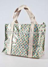 Girl Oilcloth Bag