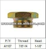 """standard oil drain plug 7/8""""-14"""