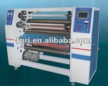 FR-215 Automatic Stationery Tape Slitting Machine (BOPP Tape Slitting Machine)