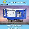 saso para grupo electrógeno de contenedores reefer