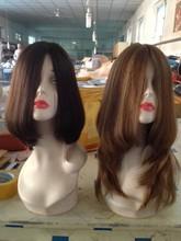 large stock 100% European Hair Jewish wig big discount