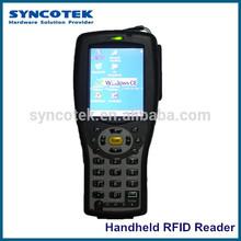 Handheld Barcode Reader With RFID Windows Mobile SR-RU-9183A