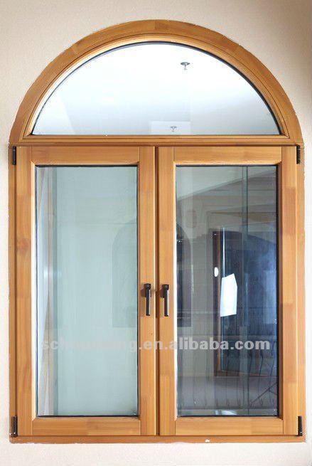 Outside Window Frame Design : Wood Windows: Pine Wood Window Frames