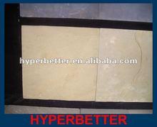 China yellow slate paving stone
