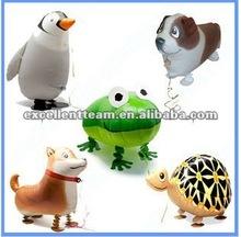 So popular walking balloon,walking pet balloon more than 30 designs