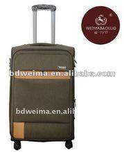 "2012 fashion EVA luggage 20""24""28"""