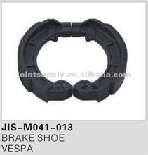 Motorcycle brake shoe for VESPA