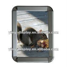 2013 hot sale A1 A2 A3 A4 aluminum 32mm round-corner picture frame
