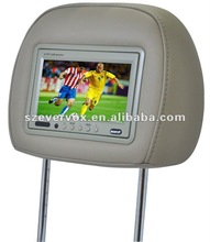 6 inch headrest car monitor applicable to the Citroen CC