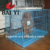 low carbon steel folding dog cage