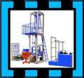 Extrusora de plástico máquinas- rotatória die sopro da máquina
