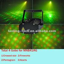 MNB41RG-Mini twinkling laser Christmas lights