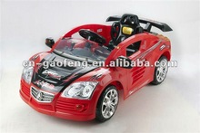 Children outdoor electric car
