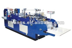 ZF-390 semi automatic envelope making machine
