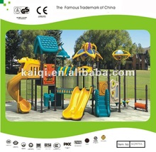 Amusement Park Equipment Children Outdoor Playground Dreamland Playset, slide and climber 32ftx18ftx14.4ft