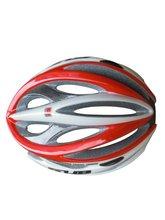 In mold moda e segurança capacete de fibra de carbono