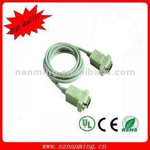 VGA monitor HD15M/HD15M assembled type 6ft (1.8m) cable