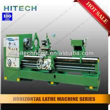 HITECH C6250B horizontal lathe normal conventional gap bed lathe machine/gapbed lathe/saddle lathe