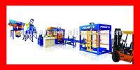 Vente CHINE NOAH beton QFT8-15 automatique de ciment briques paves la fabrication de bloc HOTTEST machine a