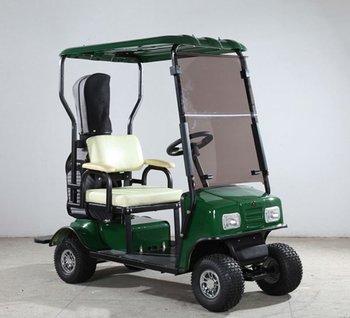 Curtis contro mini electric golf cart for sale single seat