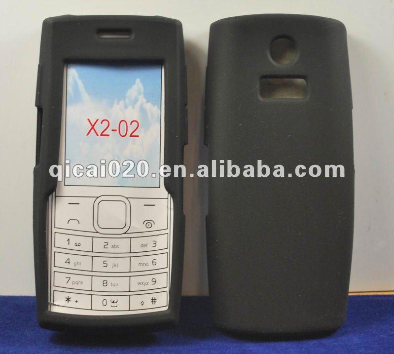 Mobile Phone Silicon Case For Nokia X2-02 - Buy Silicon Case,Cell ...