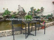 Bar mobili da giardino set, tavolo e sedia bar