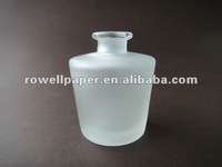 100ml frosted reed diffuser glass bottle