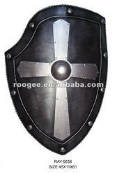 battle-ready and display foam shields