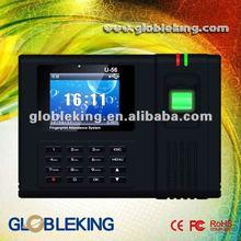 U-56 USB biometric fingerprint scanner/biometric fingerprint time attendance scanner