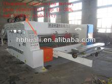 YFQ series of multi-color printing slotting die cutting machine