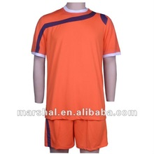 Stock no logo football wear, Top quality new style soccer jersey
