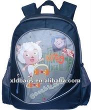 2012 High quality cartoon school bag
