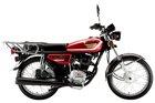 FK125 CG Motorcycle