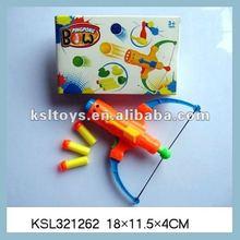 plastic toy eva soft bullet gun bow and arrow toys