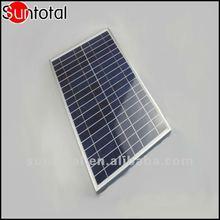 80W Polycrystalline Solar Panel ST-P80