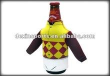 cloth pattern neoprene wine bottle covers