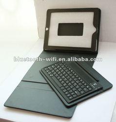 detachable bluetooth arabic keyboard case for ipad