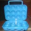 Plastic Portable Foldable Egg Box,Egg Container