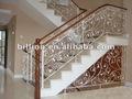 de hierro forjado decorativo balaustrada de escalera